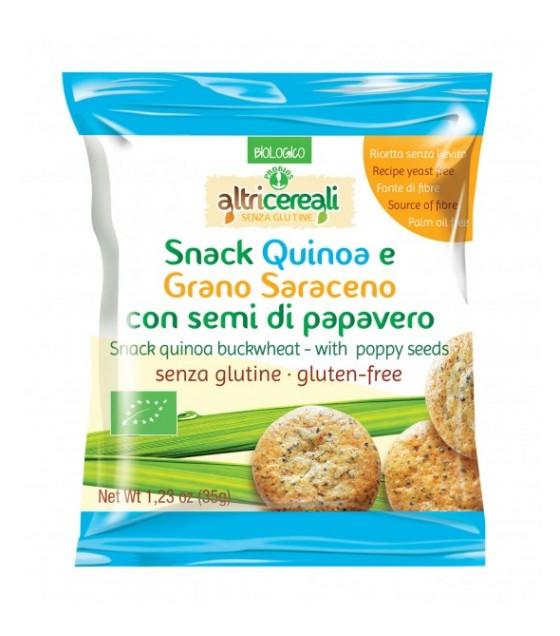 Altricereali Snack Quinoa/gran