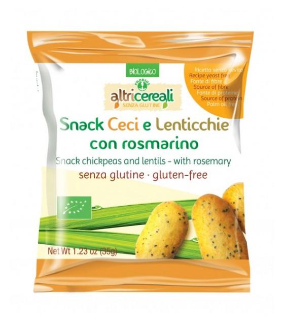 Altricereali Snack Ceci/lentic