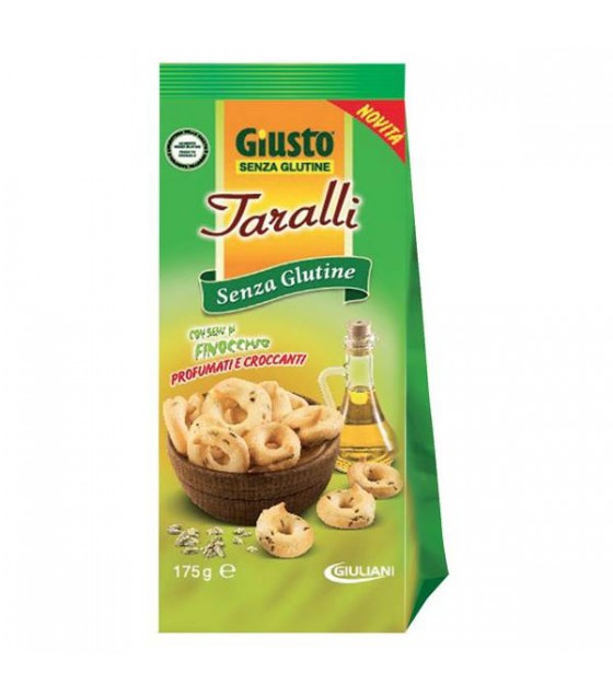 Giusto S/g Taralli Finoc Promo