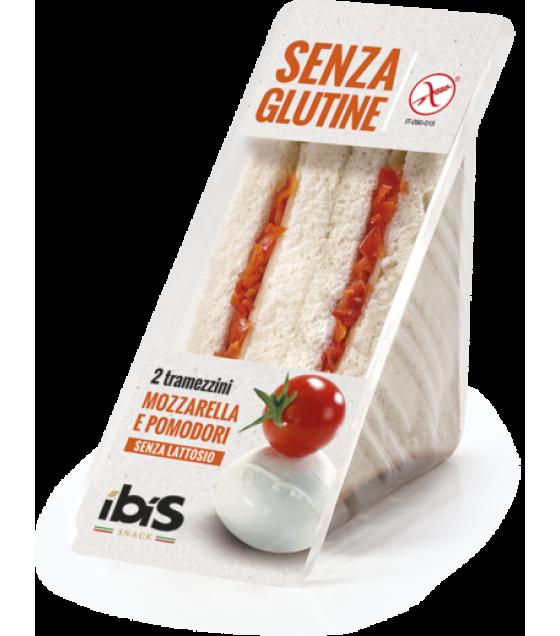 Ibis Tramezz Mozzarella Pom 150g
