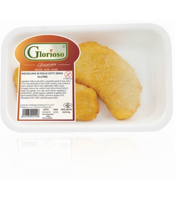 GLORIOSO Cotolette Filetti Pollo 220g