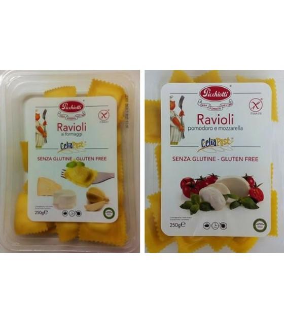 Celiapast Ravioli Pomod/mozzar