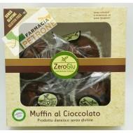 Zeroglu Muffin Cioccolato4x50g