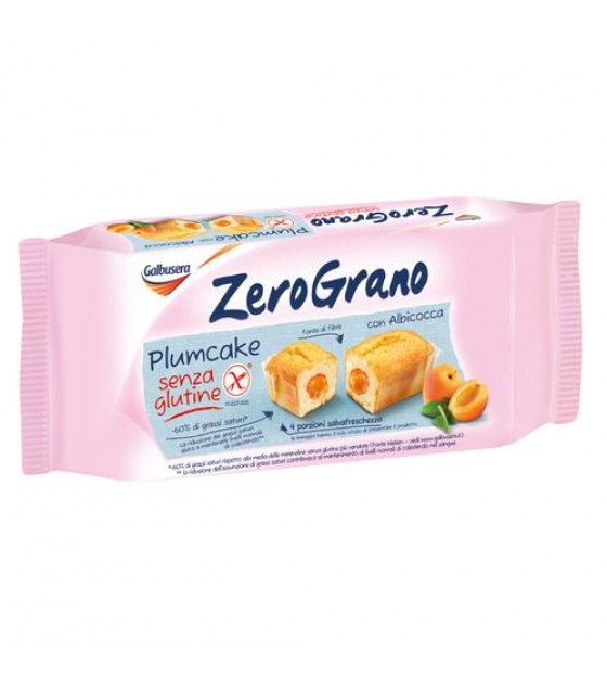Zerograno Plumcake Alb