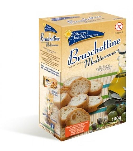 Piaceri Medit Bruschettine100g