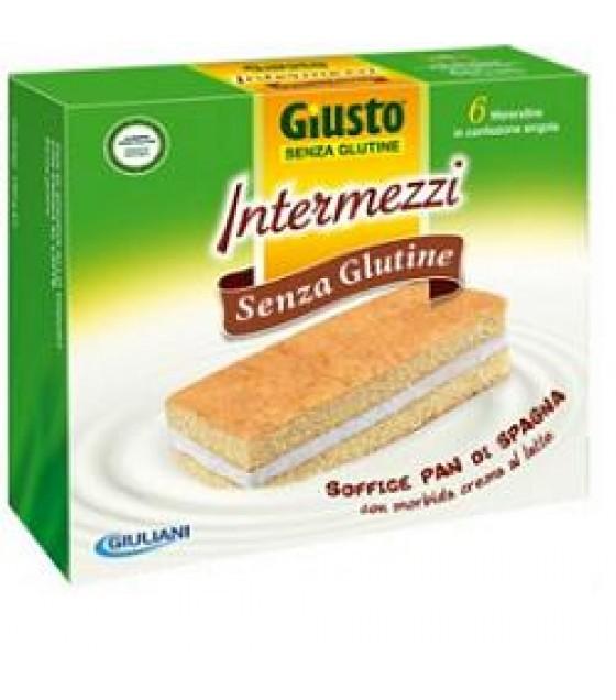 Giusto S/g Intermezzi 180g