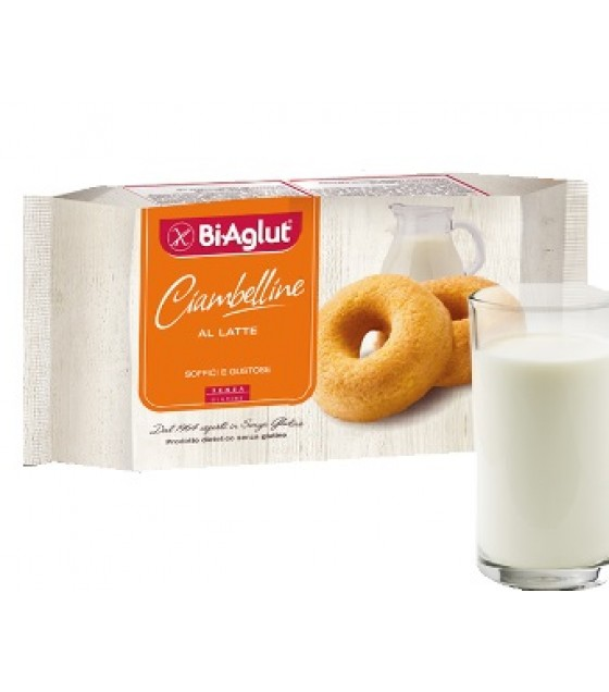 Biaglut Ciambellina Latte 180g