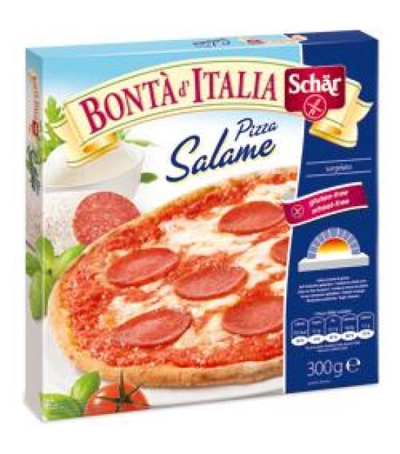 Schar Surg Pizza Salam Bdi600g