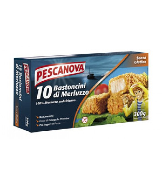 Pescanova Bastoncini Merluzzo
