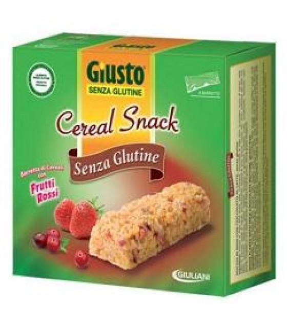 Giusto S/g Cer Snack Fr Ro150g