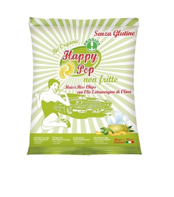 Hpo Mais&riso Chips Olio Exver