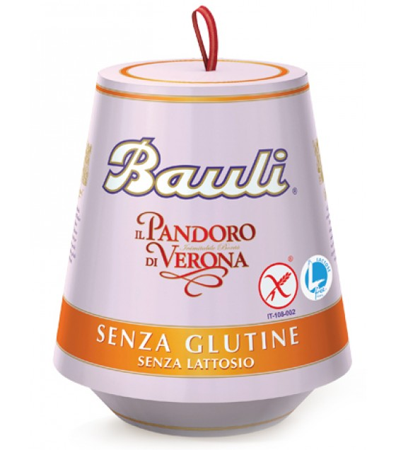 Pandoro Bauli S/glutine 500g