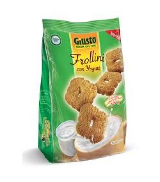 Giusto S/g Frollini Yogurt 300