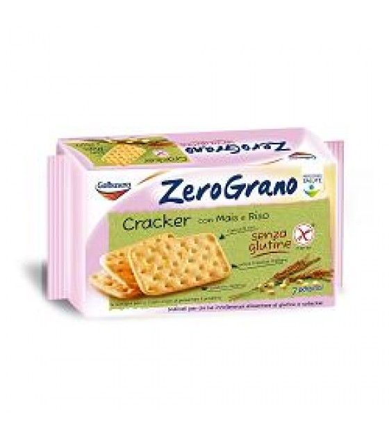 Zerograno Cracker 190g
