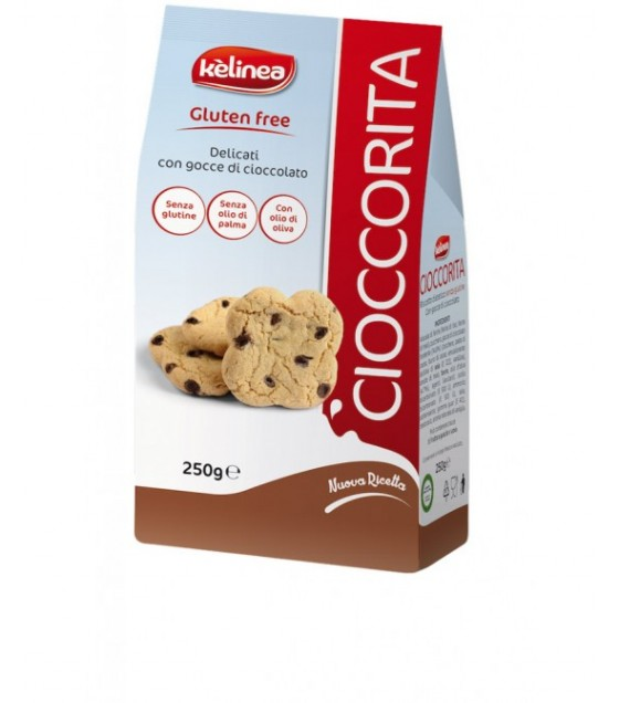 Kelinea Cioccorita Bisc 250g