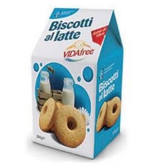 Vidafree Biscotti Al Latte200g
