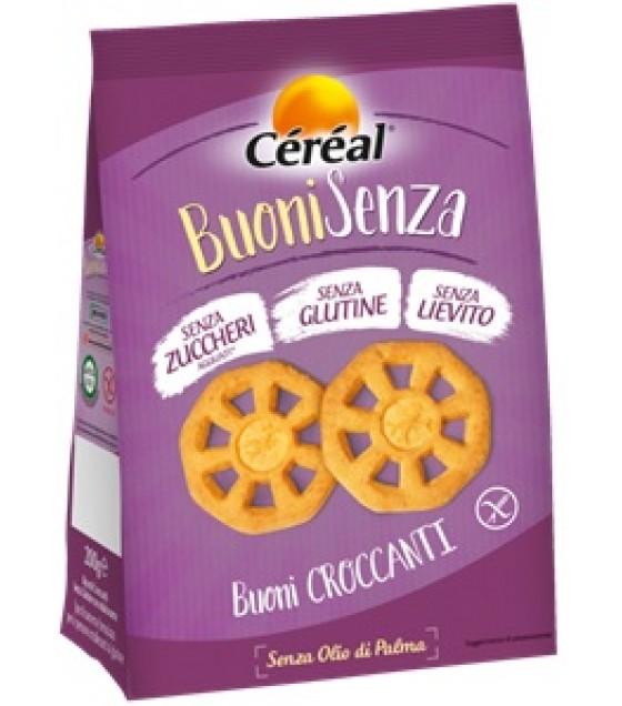 Cereal Buoni Croccanti 200g