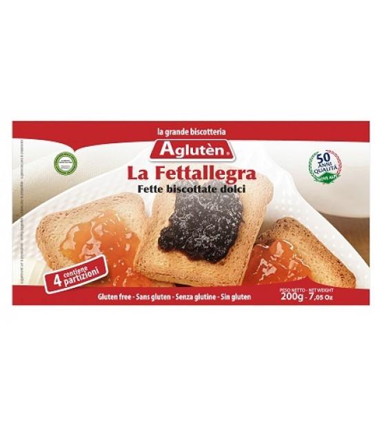 Agluten La Fetteallegra 200g