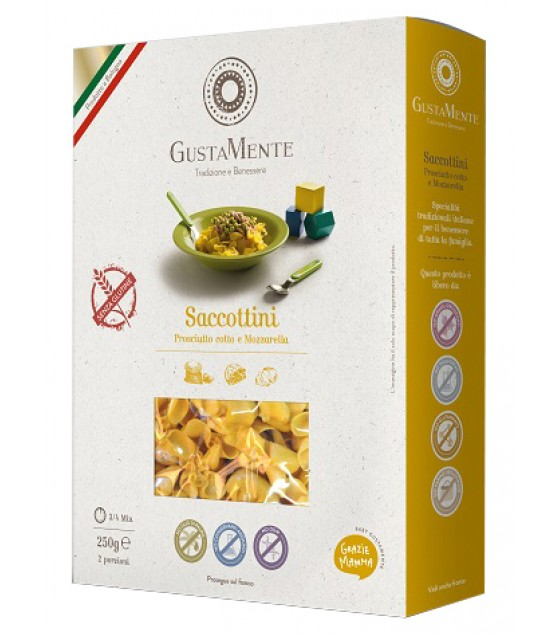 Saccottini Cotto/mozz 250g