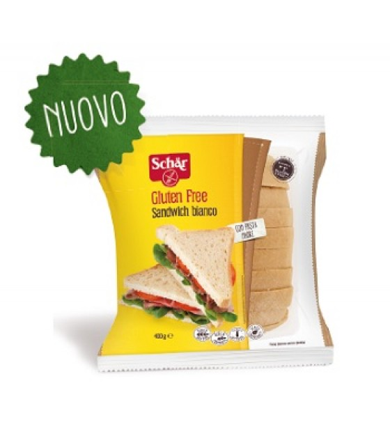 Schar Sandwich Bianco 400g