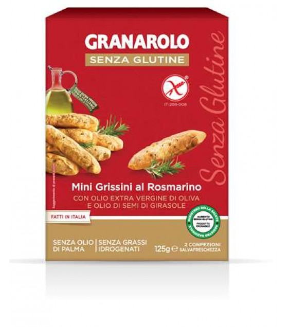 Granarolo Mini Grissino Rosm