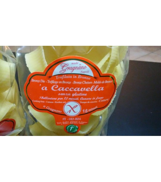 A Caccavella 500g  La fabbrica della pasta di GRAGNANO