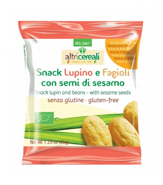 Altricereali Snack Lupino/fagi