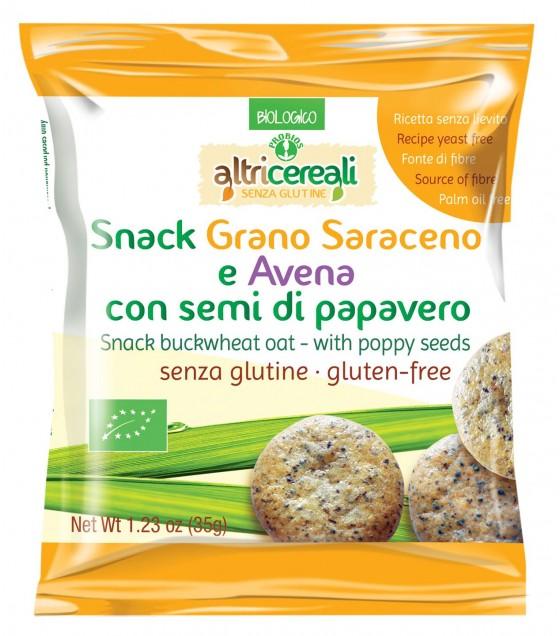 Altricereali Snack Saraceno/av