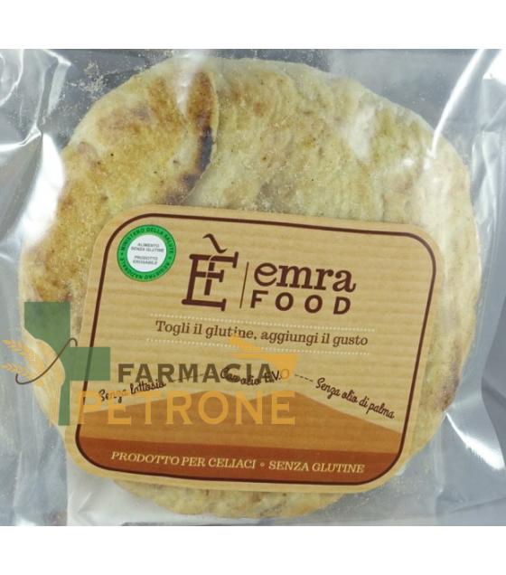 EMRA FOOD Focaccia Olio Extravergine Oli SENZA LATTOSIO