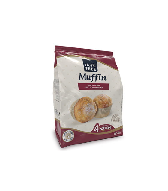 Nutrifree Muffin 4x45g
