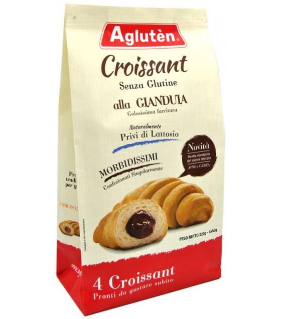Agluten Croissant Gianduia 4pz