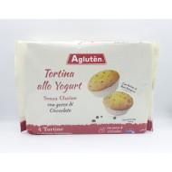 Agluten Tortina allo Yogurt con Gocce di Cioccolato