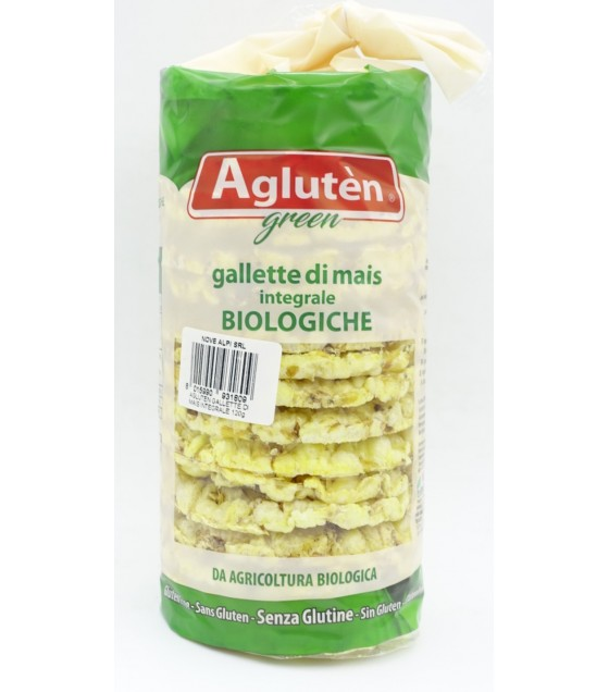 Agluten Gallette Mais Int Bio