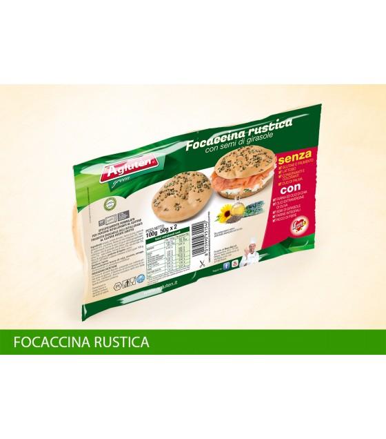Agluten Focaccina Rustica 100g