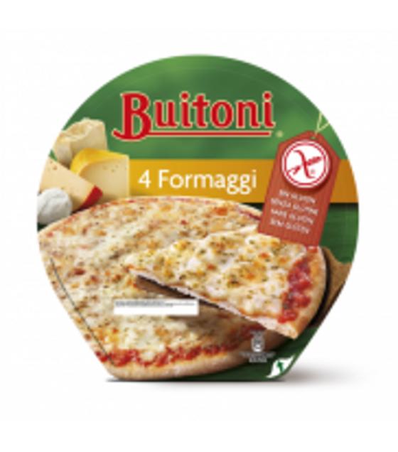 Buitoni Pizza 4 Formaggi 360g SENZA LATTOSIO