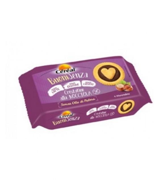 Cereal Buoni Senza Crostatine a  Nocciola SENZA LATTOSIO
