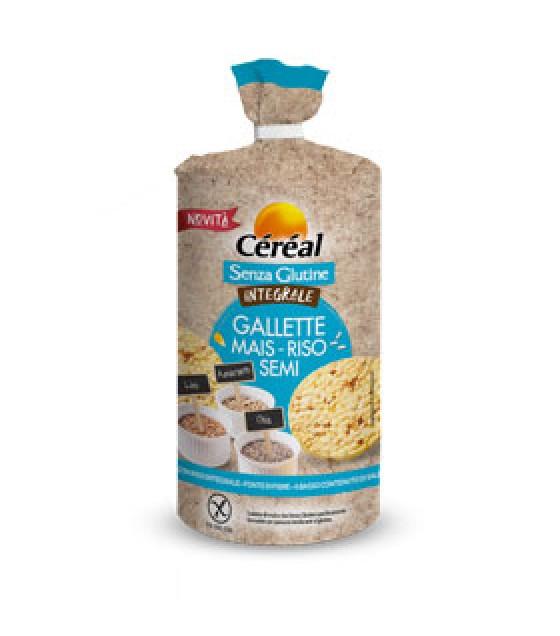 Cereal Sg Integrale Gallette Mais Riso e Semi