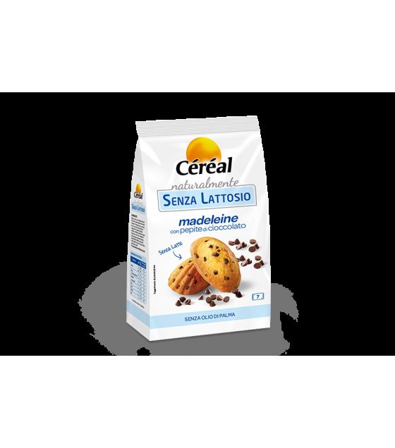 Cereal Madeleine con Pepite al cioccolato SENZA LATTOSIO