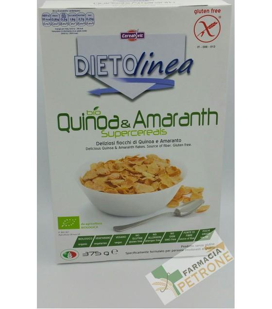 Dietolinea Quin/ama Flakes375g