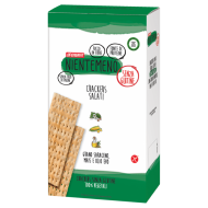 Nientemeno Crackers con Grano Saraceno e Mais