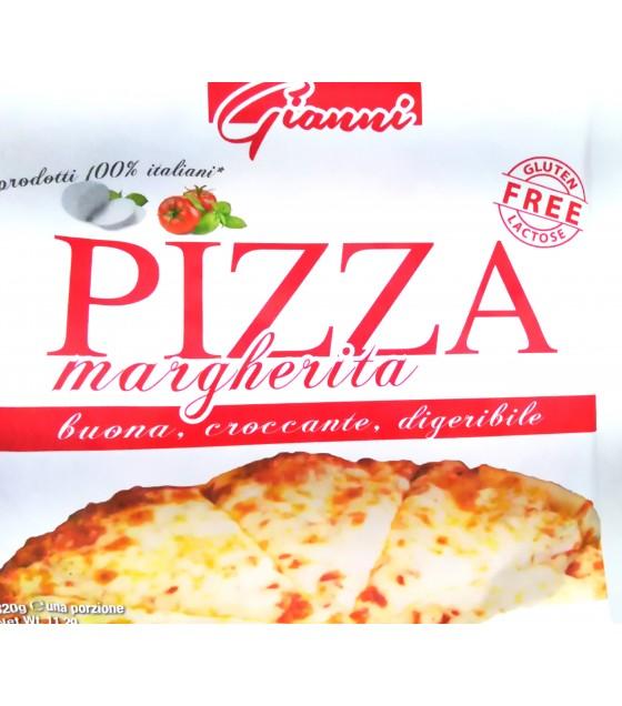 Gianni Pizza Margherita 320g SENZA LATTOSIO