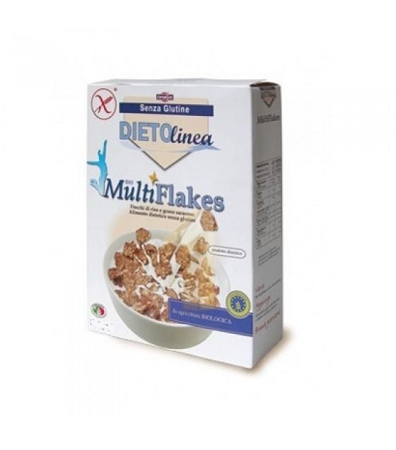 CEREALVIT Dietolinea Bio Multiflakes 375