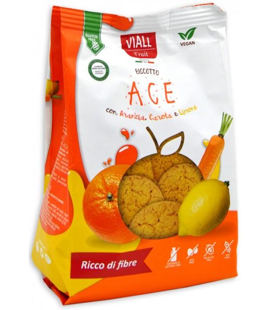 Viall Fruit Biscotti Frutta Ace SENZA LATTOSIO