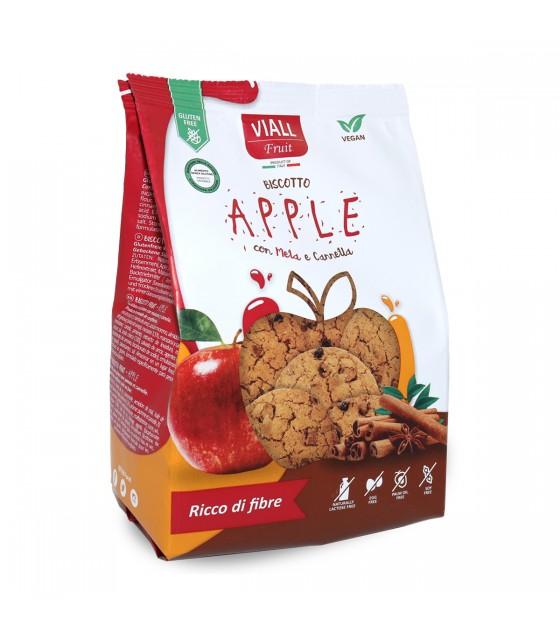 Viall Fruit Bisc Frutta Apple