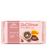 Zerograno Frollino Cacao Nocciola 220g SENZA LATTOSIO