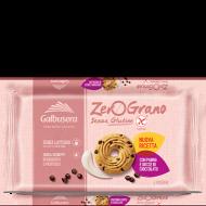 Zerograno Frollino con Panna e gocce di Cioccolato SENZA LATTOSIO