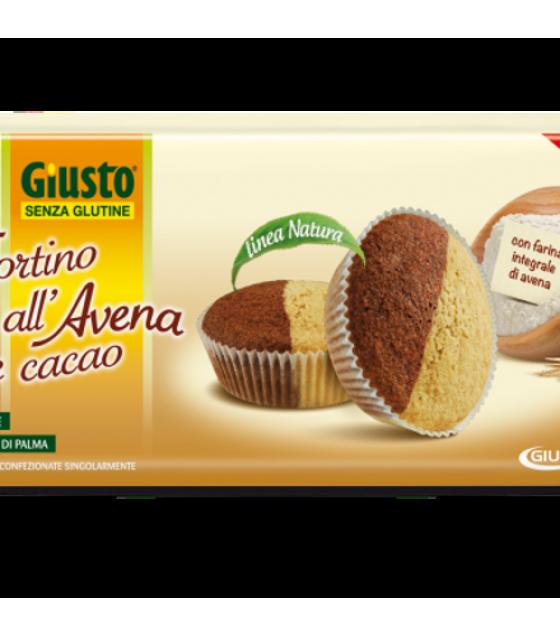 Giusto S/g Tortino Avena/cacao
