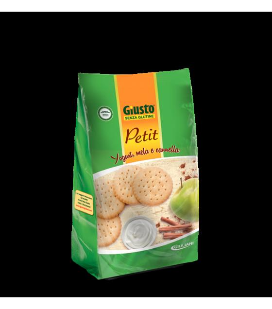 Giusto S/g Petit Yogurt Mela e Cannella