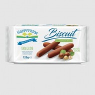 Happy Farm Biscuit Nocciola 120g