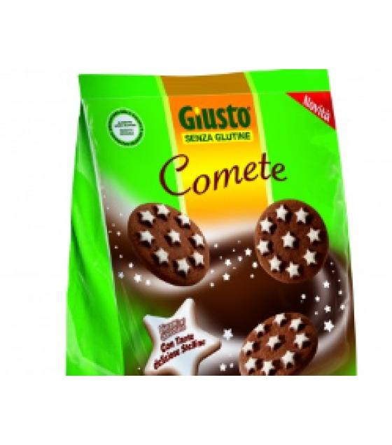 Giusto S/g Comete Biscotti200g